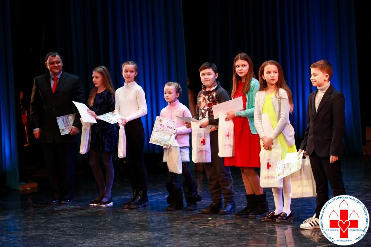 Гала−концерт фестиваля и награждение победителей в Иркутске, 2019