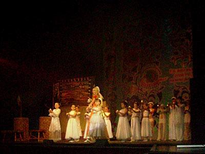 Театр моды «Карина», ДК «Современник» (г. Ангарск)